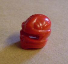 Lego casco para Ninja Ninjago personajes (un tocado rojo máscara Headgear) nuevo