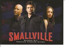 Smallville Season Six Promo Trading Card #SM6-1