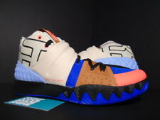 2017 NIKE KYRIE S1 HYBRID WHAT THE MULTICOLOR BEIGE BLUE PINK AJ5165-900 NEW 11