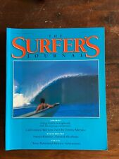 The Surfer'S Journal Volume 6 Number 2 Mint Condition