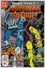 a3 - The Doom Patrol #11  - 1988 - DC