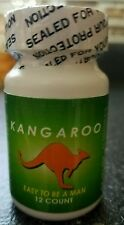 Kangaroo for Men Sexual Enhancement Pills - Bottle of 12 Pills