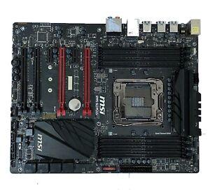 @READ DESCR@ MSI X99S SLI PLUS / LGA 2011-3 / X99 Chipset / DDR4 ATX Motherboard
