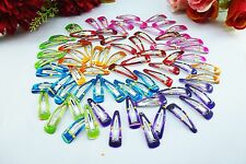 50pcs Beautiful Princess Girls Baby Toddler Hair Clips Accessories Color Random
