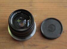 Mir -1 f2.8/37mm lens