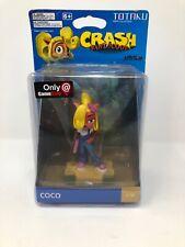 Totaku Crash Bandicoot Coco Figurine No 32 GameStop Exclusive Collectible