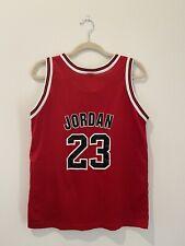 Nba Basketball Jersey - Chicago Bulls - Michael Jordan 23 (Size Xl)