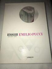 Wolford Emilio Pucci Tights Color: Fantasia Size: Small 19012 - 32 B-Sort