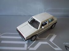 WELLY - VOLKSWAGEN GOLF GTI Bianco White 1:39 11,5 cm LEGENDARY [MV7]