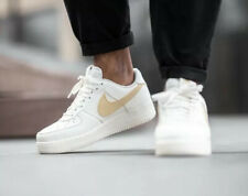Nike Air Force 1 '07 PRM 2 'Pale Vanilla' Leather AT4143-101 UK 13 EU 48.5 New
