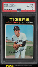 1971 Topps Mike Kilkenny #86 PSA 8 NM-MT (PWCC)