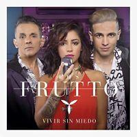 Los Frutto - Vivir Sin Miedo [New CD] Argentina - Import