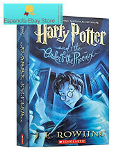 Harry Potter And The Order Of The Phoenix Paperback J.K. Rowling
