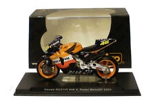IXO RAB055 Honda Rc211v Diecast Model Bike Valentino Rossi MOTOGP 2003 1 24th