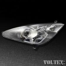 2000-2005 Toyota Celica Headlight Lamp Clear lens Halogen Passenger Right Side