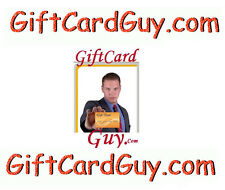 Gift Card Guy.com Sexy Guy selling Gift Cards online Ya