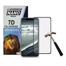 Nano Flexible Glass For iPhone 12 Mini Pro XS 11 Pro Screen Protector Glass Film