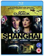 Shanghai [Blu-ray] [DVD][Region 2]