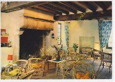 CPSM 72120 BEAUMONT SUR SARTHE Centre Culturel du prieuré Salon d'acceuil