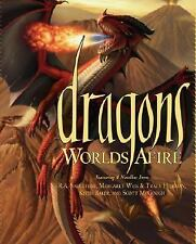 Magic Ser.: The Gathering: Dragons : Worlds Afire by Scott McGough, R. A. Salvatore, Tracy Hickman, Margaret Weis and Keith Baker (2006, Hardcover)