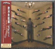 Europe: Secret Society (2006) CD OBI TAIWAN SEALED
