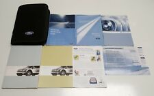 2008 FORD EDGE OWNERS MANUAL USER GUIDE V6 3.5L LIMITED SEL SE AWD 4X4 2WD SET S