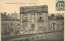 Fort de Vincennes-Vue intérieure.Porte du Bois  CPA Saintry - L'Arcadie (180173)