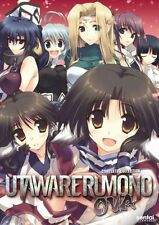 UTAWARERUMONO OVA - DVD - Region 1 - Sealed