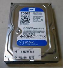 """250GB Western Digital WD2500AAKX-00ERMA0 DCM:HANNKTJCHB 3.5"""" SATA Hard Drive HDD"""