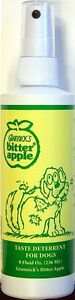 Grannicks Original Bitter Apple Spray For Dogs 8oz   Free Shipping