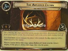 Lord of the Rings LCG - 1x the antlered Crown #039 - the three trials