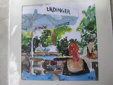 "Orig W/C/ ""Redhead"", Prenzlauer Berg, Berlin, Germany/ 12""x9""/Mimi Davis, Artst"
