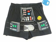 Mens small Darth Vader boxer shorts with Cape underwear 28 30 star wars new