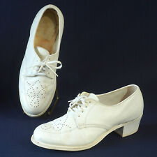 The Clinic Shoe Nurse Uniform Heels Hospital 1970s Vintage Retro Costume Theatre
