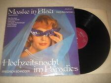 Fred Raymond - Maske in Blau  Vinyl  LP Amiga stereo 1980 Covervariante