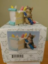 """Vintage Fotz And Floyd Figurine Birthday """"How Many Candles?"""""""