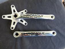 NOS SUGINO CT 90 CRANK ARMS SET 175  BMX RACE CRUISER BICYCLE SUPER