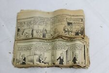 The Nebbs & Gas Buggies 1934 and 1935 newspaper comic strips bundle