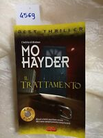 il trattamento di mo hayder ATT tascabile