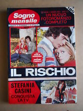 SOGNO MENSILE n°103 1972 Fotoromanzo - Stefania Casini Quartetto Cetra  [C95]