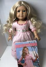 *RETIRED* Caroline Abbott American Girl Doll + Book