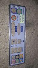 Panneau shield i/o Pegatron M2N78-LA REV 3.02 plaque arriere