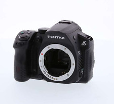 PENTAX Pentax K-30 16.3MP Digital SLR Camera - Black (Body Only)