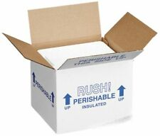 """6"""" x 4-1/2"""" x 3"""" Insulated Styrofoam Shipping Cooler Insulated Shipping Kit"""