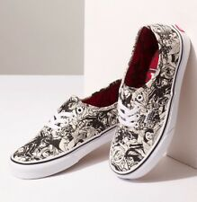 2afea783213 Van s X Authentic Captain Marvel Multi Super Hero Womens SZ 7.0 Men s SZ  5.5 New