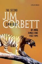 The Second Jim Corbett Omnibus by Jim Corbett (Hardcover book)