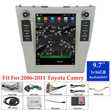 9.7''Android10.1 Car Stereo Radio GPS Navi MP5 Player Fit For 06-11 Toyota Camry