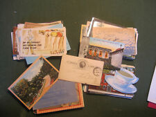 Vintage Postcard & Paper Lot Of 100+