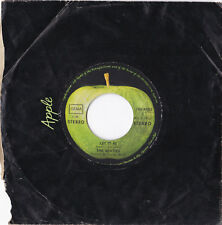 "The Beatles-Let it be/You Know My Name (Look Up the Number) - 7"" 45"