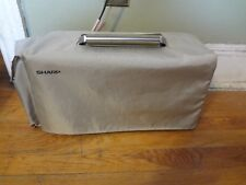 Vintage Sharp PC-7000 Portable PC NO SOFTWARE WITH COVER
